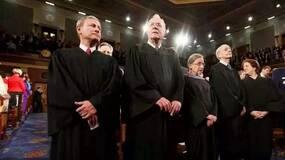 大法官突然换人,为什么特朗普思想将可能掌控美国50年