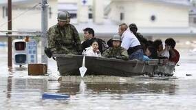 洪灾179人丧生,但日本防灾制度依然值得借鉴