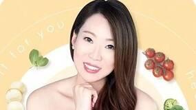 不老女神林志玲的瘦身恩师、香港美容皇后教你:宇宙饮食法,越吃越瘦!
