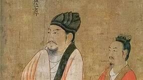 他设计大明宫,绘制《步辇图》,身为宰相却遭受其他大臣嘲讽