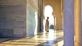 摩洛哥拉巴特:最忧伤的古塔与最荒凉的废墟