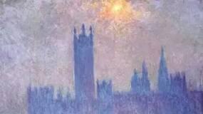 伦敦雾霾催生了印象派,中国雾霾,艺术家在干什么?
