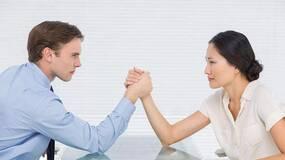 如果女人比男人更强壮,这个世界会怎么样?