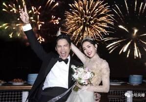 珍藏了8年的皇冠,15万颗水晶手工做成婚纱…女星最美的瞬间原来是婚礼啊