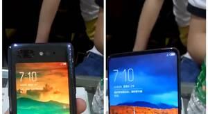 努比亚双屏新机:前后都是屏幕