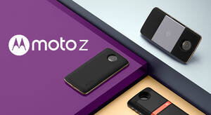 Moto Z手机或可扩展5G模块