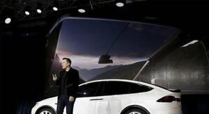特斯拉召回1.1万辆Model X