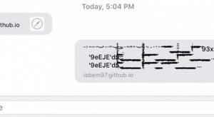 当心!这条神秘短信能让你的iPhone瞬间死机