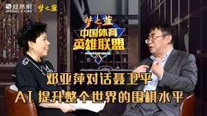 《中国体育英雄联盟》专访棋圣聂卫平