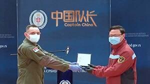 中国医疗队两个建议扭转塞尔维亚困局