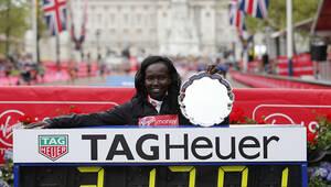 2017伦敦马拉松:皇室魅力助破纪录