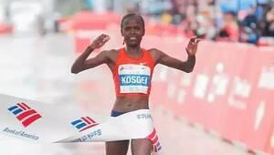 女子马拉松纪录
