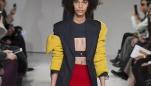 Calvin Klein就是新的爆款制造机 1830元的针织衫要刷屏