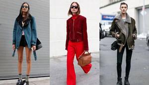 麂皮夹克所能给你的 就是久经时尚的变换它从不下线