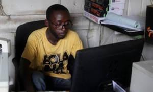 【趣谈】非洲网吧长什么样?