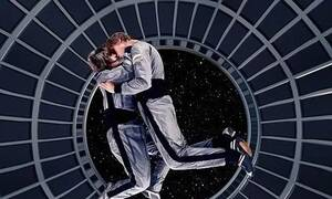 太空中能啪啪啪吗?