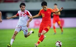 进球超目标入选国家队 谢鹏飞为自己送出了一记关键助攻