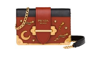 实测Prada Cahier手袋