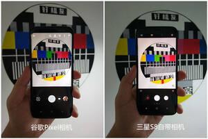 当Galaxy S8遇上谷歌Pixel相机