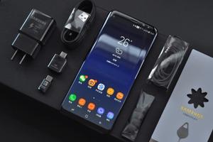 三星S8+获《消费者报告》电池性能评比第一