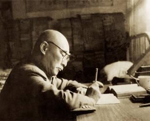 叶圣陶诞辰120周年 北大教授:其教育理念未过时