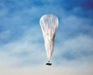 谷歌热气球项目细节:一天可放20个气球