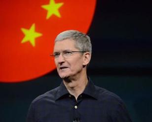 库克三年五访中国 称此将成贡献最大市场