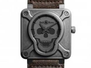 """这些腕表上的""""死亡""""元素"""