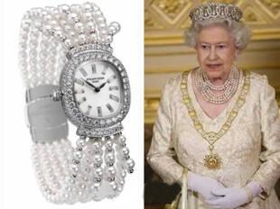 英国女王真的有一千只表吗?