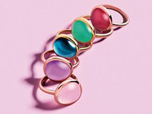 你喜欢像彩虹糖一样的珠宝吗?