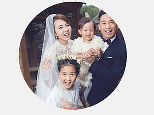 黄磊夫妇香港喜迎三胎儿子