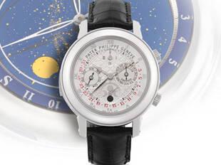 这五款珍稀腕表