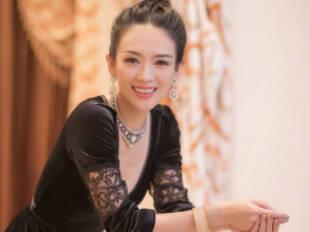 39岁章子怡的少女感到底从哪来?