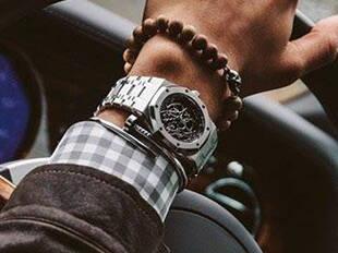 每个男人都应该有款钢表