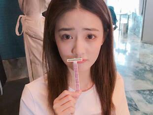徐璐的粉丝真是好绝 送爱豆剃毛刀是什么操作?