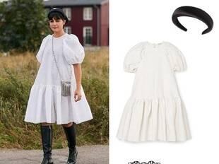没身材,还装嫩?时髦客们为什么还爱这神仙连衣裙