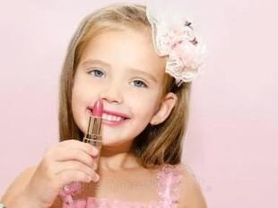 热销儿童彩妆玩具成风潮,背后含重金属残留的真相你知道么?