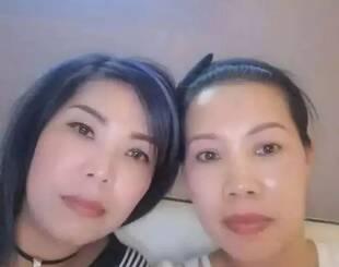 """两女子在朋友圈晒照问""""像不像"""",不料竟真是亲姐妹…"""