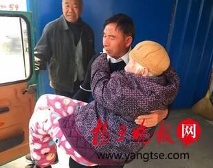 """怕九旬老母亲长褥疮,67岁孝子每天骑车带她""""兜风"""""""