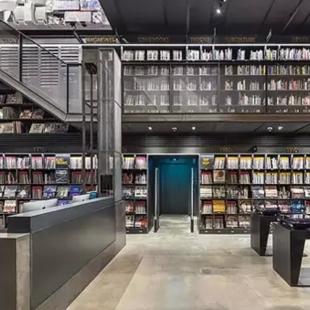 最时髦的主题图书馆 不是谁都能进