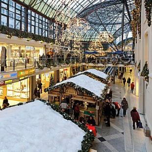 圣诞季如何在欧洲扫货?