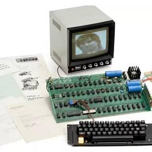 第一代苹果电脑竟已卖到这个价图片