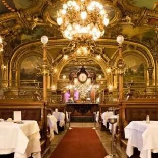 10家格调味道俱佳的欧洲火车站餐厅