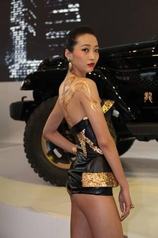 凤凰汽车探营北京车展