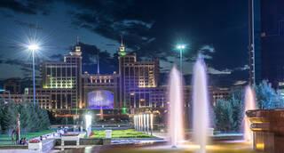 阿斯塔纳:中亚腹地一座令人惊喜的未来之城 | 全球GO