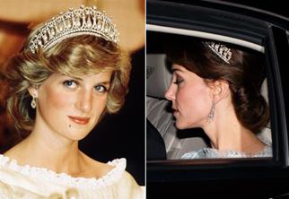 凯特王妃2017年花了100万买衣服