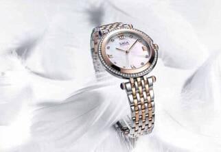 SAGA世家表精彩亮相巴黎时装周,让世界聚焦腕表时尚