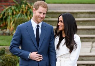 哈里王子订婚戒指的钻石来自戴安娜的胸针
