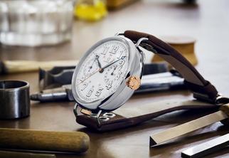 欧米茄首枚计时腕表的前世今生
