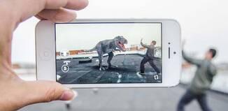 Google新技术 要让一亿人抓起手机玩增强现实